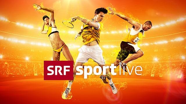 Tennis live auf SRF
