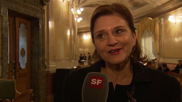 Video «Gast: Doris Fiala» abspielen