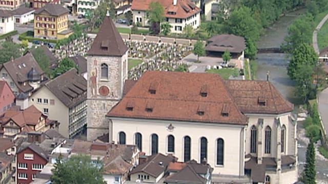 Video «Römisch-katholischer Gottesdienst aus Appenzell AI» abspielen