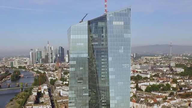 EZB-Gebäude.
