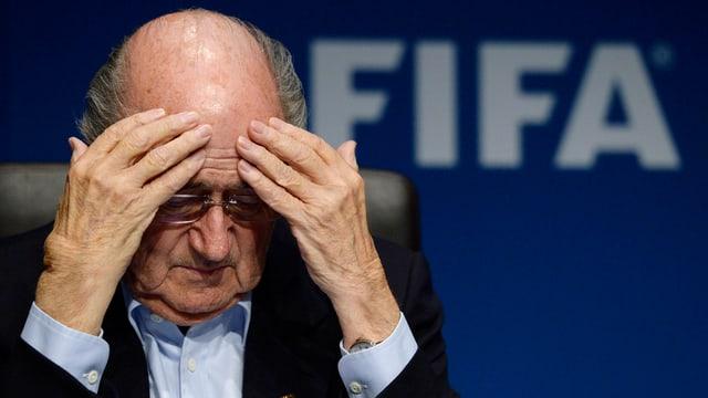 Sepp Blatter, il president da la FIFA.