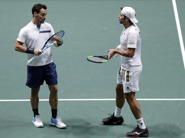 Chaotischer Zeitplan in Madrid - Bis, dass der Hahn kräht: Davis-Cup-Spiele enden um 4 Uhr