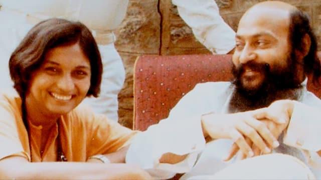 Sheela und «ihr» Bhagwan