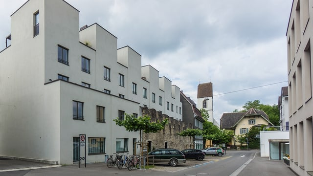 Ausgezeichnete Altstadthäuser