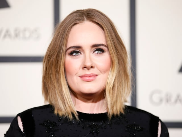 Portrait Adele
