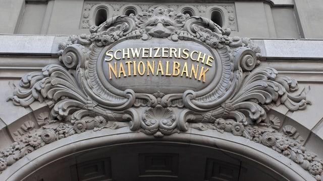 Las bleras devisas ha la banca naziunala investì en euros e dollars.