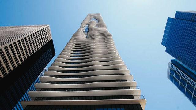 Der Aqua-Tower von Jeanne Gang - Faszination Wolkenkratzer
