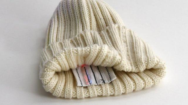 PPG-Mütze von der EMPA.