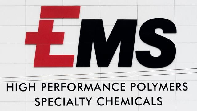 Logo da la gruppa Ems.