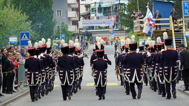 La festa da musica districtuala n'ha betg lieu quest onn.