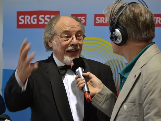 Beat Tschümperlin im Interview mit Chevailler.