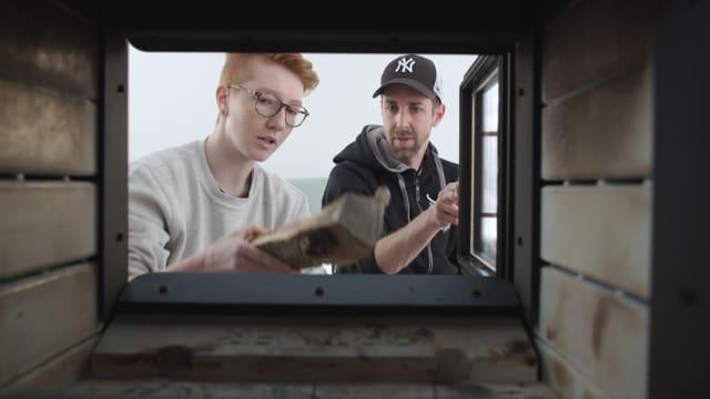 Video «Berufsbild - Ofenbauerin EFZ» abspielen