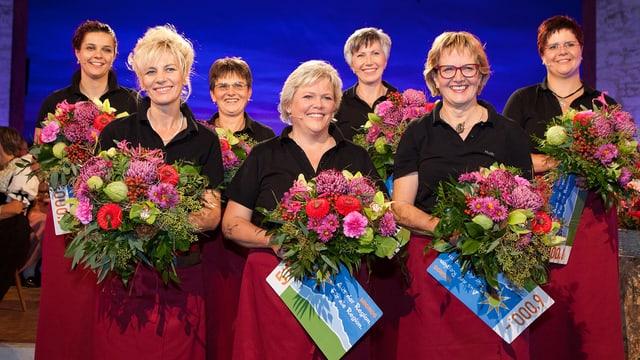 Video ««SRF bi de Lüt – Landfrauenküche»: Das Finale 2014» abspielen