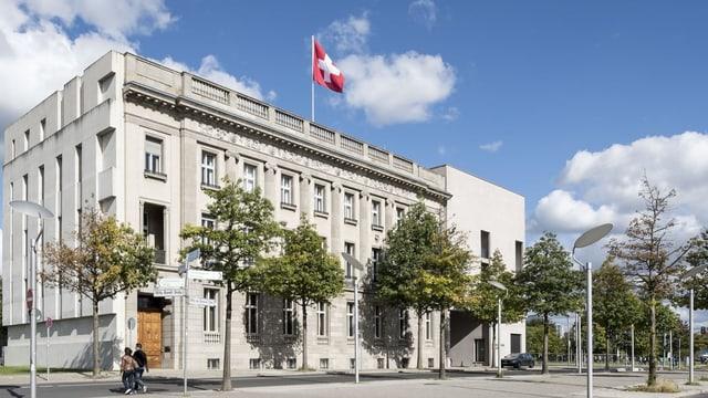 Ambassada da la Svizra a Berlin.