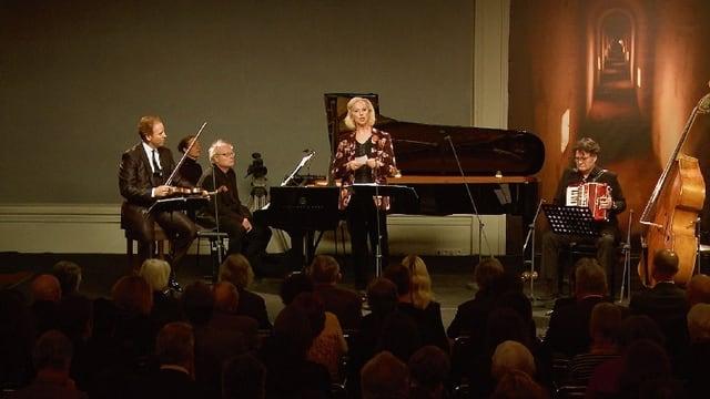 Video «Musik als Zuflucht – Musik aus Theresienstadt (Konzertausschnitt)» abspielen