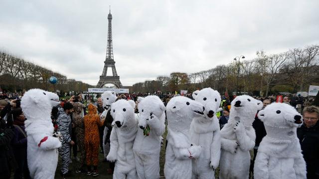 Den Beschlüssen der Klimakonferenz von Paris müssen jetzt Taten folgen. Auch die Schweiz ist gefordert