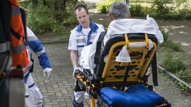 Rettungsdienst Zürich
