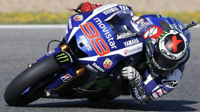 Kann der Spanier die Pole-Position nützen und in Jerez einen Sieg einfahren?