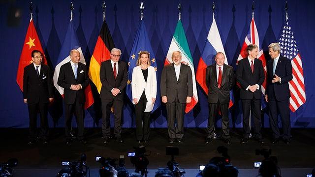 Tge è la cunvegn d'atom cun l'Iran?