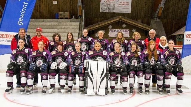 Mannschaftsfoto des SC Reinach