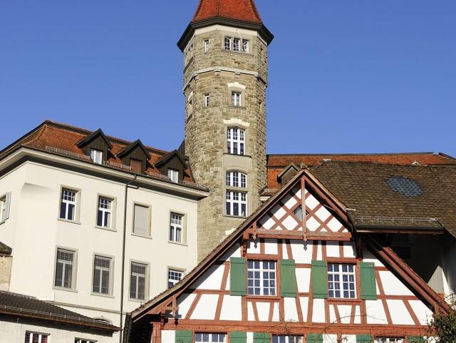 Rathausturm in Frauenfeld