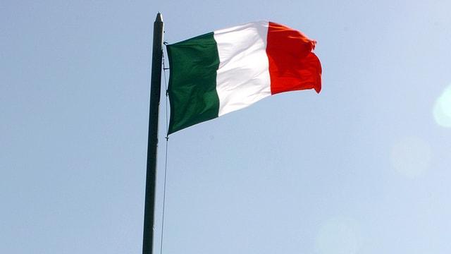 Bandiera da l'Italia.