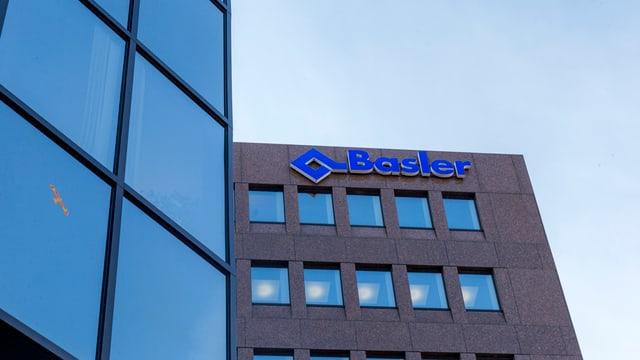 Hauptsitz der Baloise in Basel.
