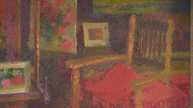Im Atelier, 1936