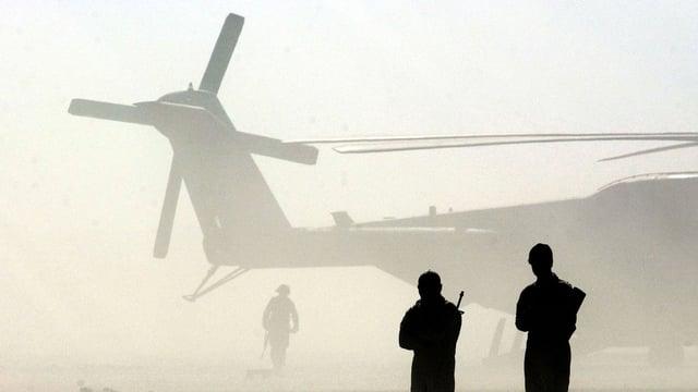 Helikopter vom Typ CH-53 (Symbolbild)