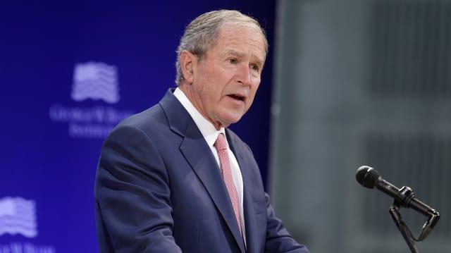 Ex-Präsident George W. Bush