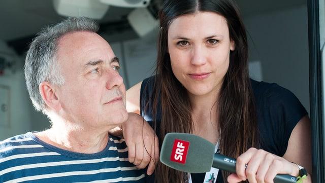 Matthias Erb und Andrea Fehr