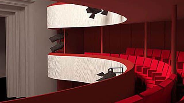 Neuer Saal des Stadttheaters