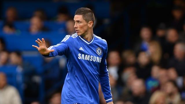 Fernando Torres soll neu in Italien auf Torejagd gehen.