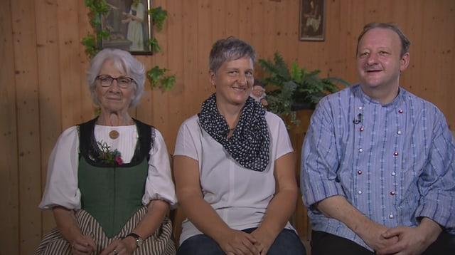 Video «Emmental – Tag 4 – Gasthof Alpenrose, Schangnau (Wiederholung)» abspielen
