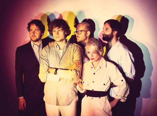 «Licht war das Schlüsselwort für dieses Album» sagt Frontmann Adam Olenius