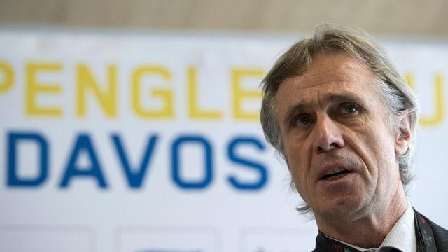 Dapi 25 onns è Fredi Pargätzi responsabel per l'organisaziun da la Cuppa Spengler.