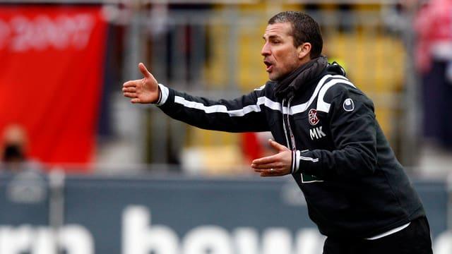 Marco Kurz soll Hoffenheim zurück in die Erfolgsspur bringen.