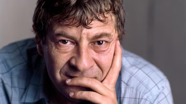 Kurt Imhof in einer Aufnahme von 2005