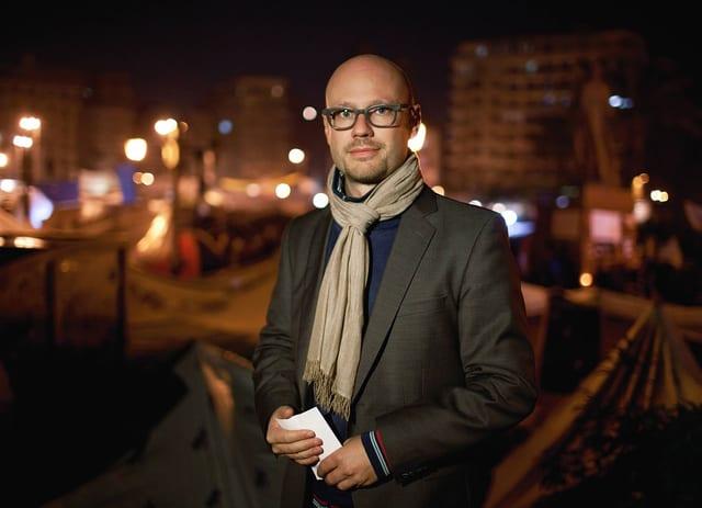 Porträt Pascal Weber
