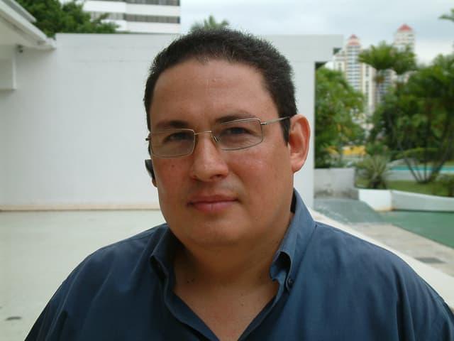 Portrait Miguel Guerra