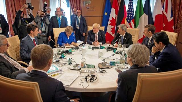 G7-Runde