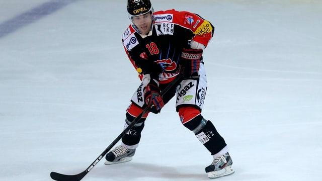 Pavel Rosa muss Fribourg verlassen.