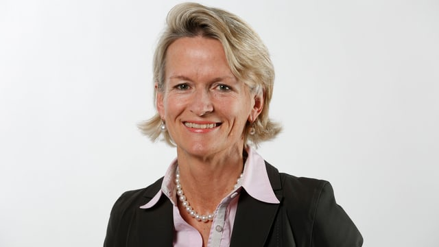 CVP-Nationalrätin Andrea Gmür-Schönenberger
