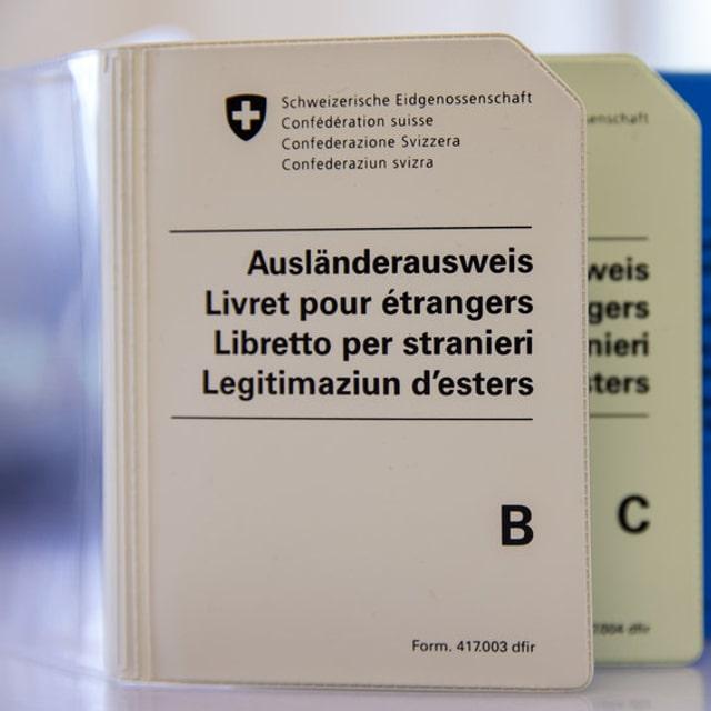 B- und C-Ausweis