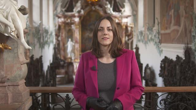 Video «Mit Nina Mavis Brunner in der Kartause Ittingen» abspielen