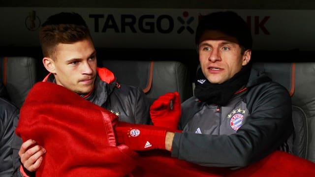 Bei Bayern München spielte Kimmich bisher nur die zweite Geige. Bald dürfte sich dies aber ändern.