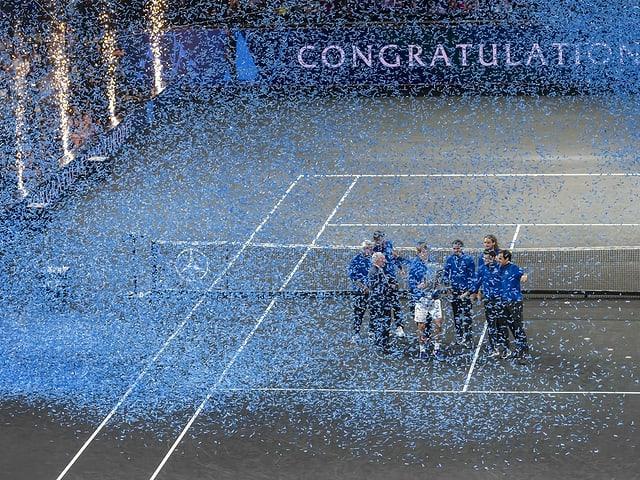 Wegen Terminkonflikt mit den French Open: Der Laver Cup 2020 ist abgesagt.