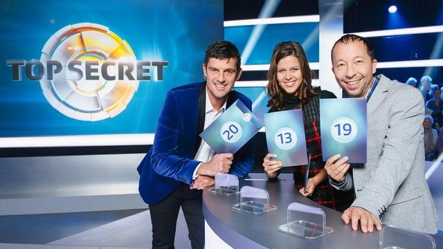 Video ««Top Secret – Das Prominenten-Special»» abspielen