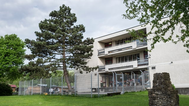 Asylzentrum Altstätten SG