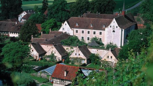 Das Thurgauer Kunstmuseum ist in der Kartause Ittingen untergebracht. Die geplante Erweiterung gibt noch immer zu reden.